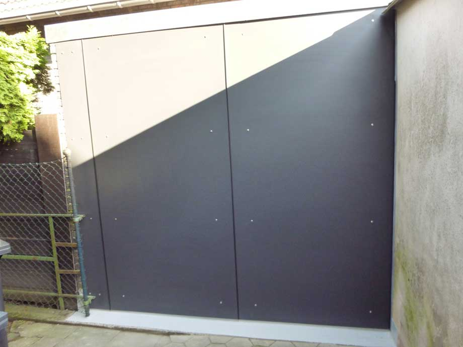 Garagenverkleidung-Rheinbach-Dachdecker