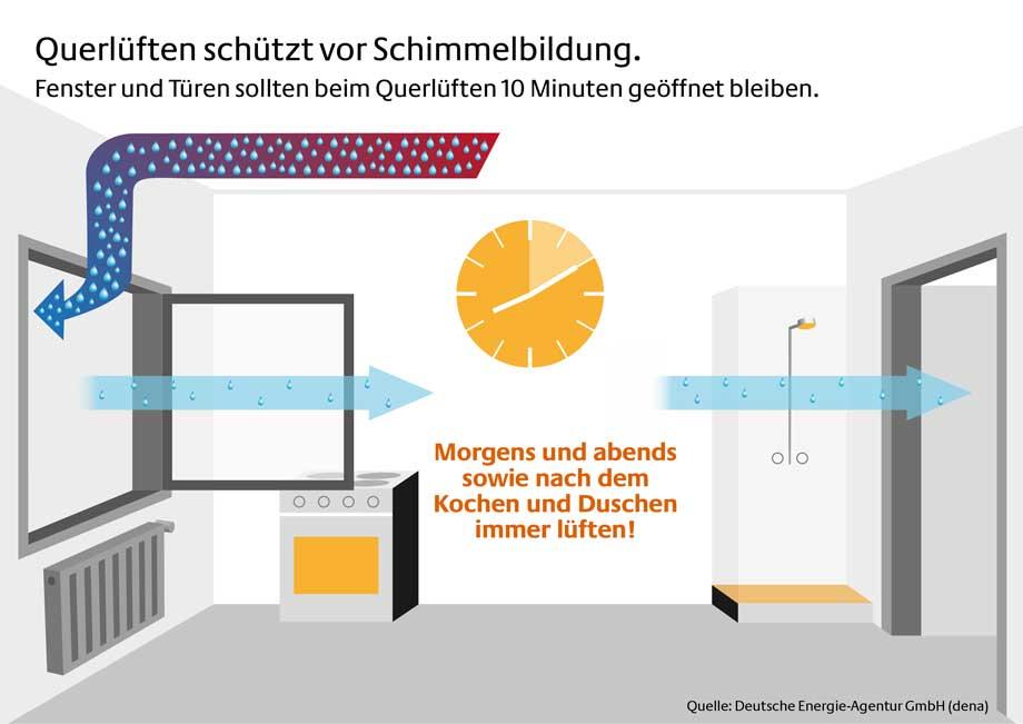 tipps zum schimmel vermeidendachdecker firma von sturm rheinbach. Black Bedroom Furniture Sets. Home Design Ideas