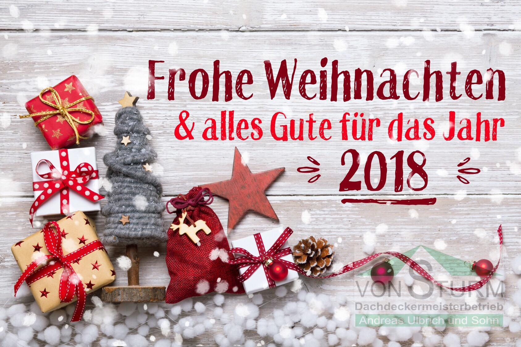 Weihnachtsgrüße Geschäft.Weihnachtsgrüße Dachdecker Firma Von Sturm Rheinbachdachdecker
