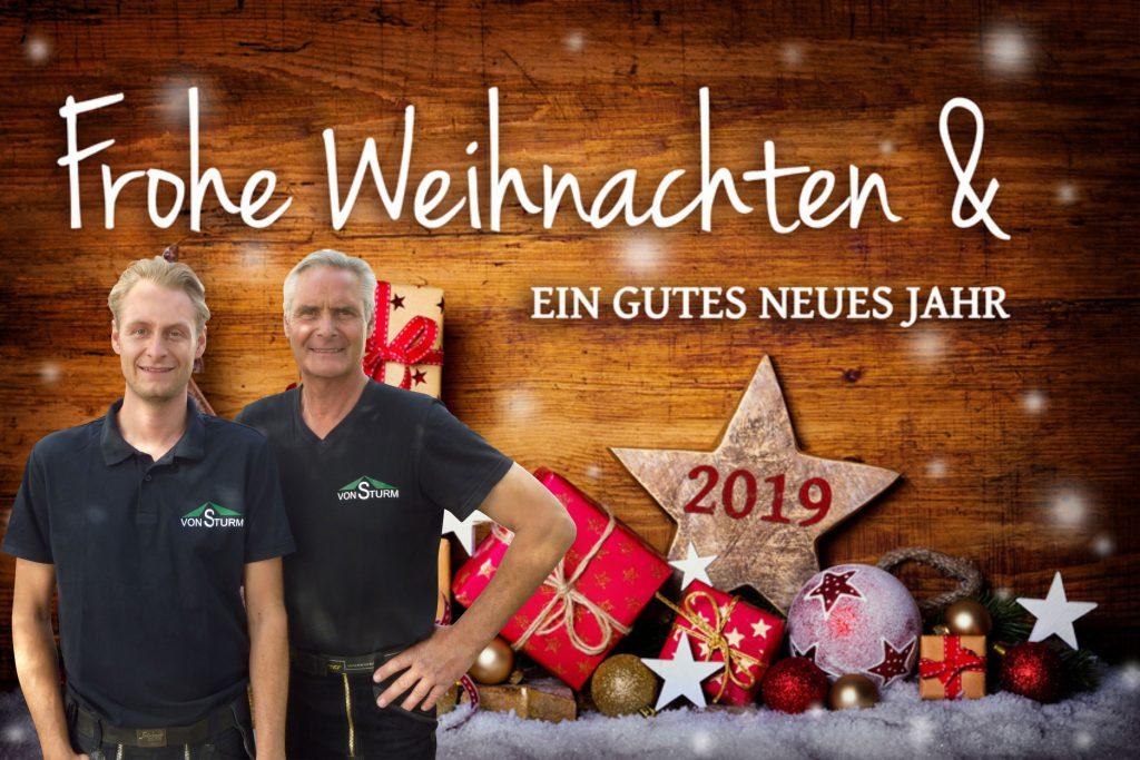 Weihnachtsgrüße An Sohn.Weihnachtsgrüße Dachdecker Firma Von Sturm Rheinbachdachdecker