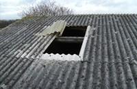Sturmschaden-Wellplattendach-Asbestplatten-Meckenheim-Swisttall-Bonn-Rheinbach-Bad Neuenahr